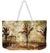 Three Palms 6 Weekender Tote Bag