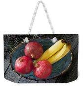 Three Pomegranates  Weekender Tote Bag