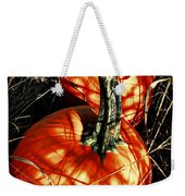 Three Pumpkins Weekender Tote Bag
