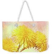 Three Simple Things Weekender Tote Bag by Bob Orsillo