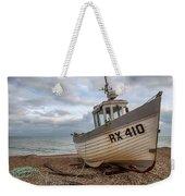 Three Sisters Fishing Boat Weekender Tote Bag