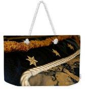 Three Stars Weekender Tote Bag