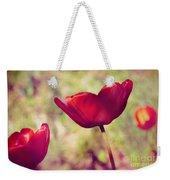Three Tulips Weekender Tote Bag