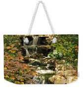 Three Water Falls Weekender Tote Bag