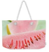 Three Wedges Of Watermelon Weekender Tote Bag