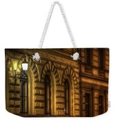 Three Windows Light Weekender Tote Bag