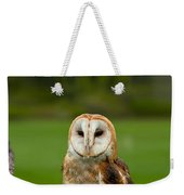 Three Wise Owls Weekender Tote Bag