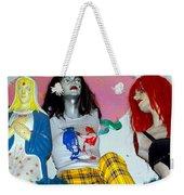 Three Women Weekender Tote Bag