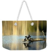 Go Your Own Way Weekender Tote Bag