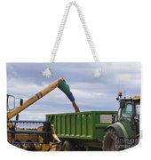 Threshing The Barley Weekender Tote Bag