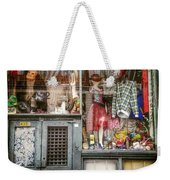 Thrift Store Shop Weekender Tote Bag