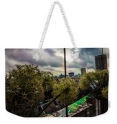 Through A Window Weekender Tote Bag