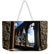 Through Castle Walls Weekender Tote Bag