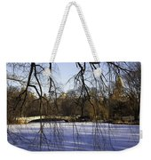 Through The Branches 1 - Central Park - Nyc Weekender Tote Bag