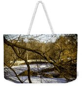 Through The Branches 2 - Central Park - Nyc Weekender Tote Bag