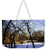 Through The Branches 3 - Central Park - Nyc Weekender Tote Bag