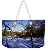 Through The Branches 4 - Central Park - Nyc Weekender Tote Bag