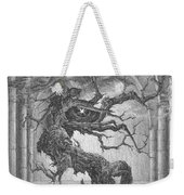 Through The Chimeras - To The Skies Weekender Tote Bag