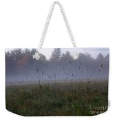 Through The Field Grass Weekender Tote Bag