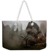 Through The Fog Weekender Tote Bag