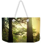 Through The Forest To The Lake Weekender Tote Bag