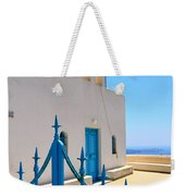 Through The Gates Weekender Tote Bag