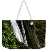 Through The Middle  Weekender Tote Bag
