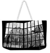 Through The Monastery Window Weekender Tote Bag