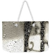 Through The Raindrops Weekender Tote Bag