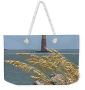 Through The Sea Grass Weekender Tote Bag