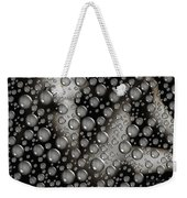 Through The Shower Door Weekender Tote Bag