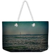 Through The Spy Glass Weekender Tote Bag