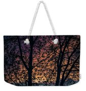 Through The Tree Weekender Tote Bag