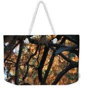 Through The Trees 2 Weekender Tote Bag