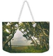 Through The Twisty Trees Weekender Tote Bag