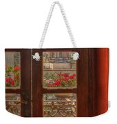 Through The Window Weekender Tote Bag