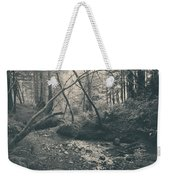 Through The Woods Weekender Tote Bag by Laurie Search