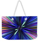 Through The Wormhole.. Weekender Tote Bag