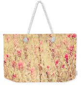 Through Us Again Weekender Tote Bag