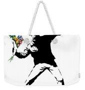 Throwing Love Weekender Tote Bag