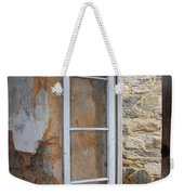 Thru The Prison Window Weekender Tote Bag