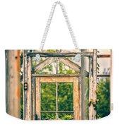 Thru Times Window Weekender Tote Bag