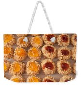 Thumb Prints Weekender Tote Bag