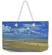 Thumpertown Beach Lowtide Weekender Tote Bag