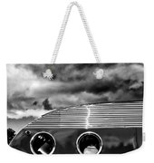 Thunder And Lightning Palm Springs Weekender Tote Bag