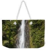 Thunder Creek Falls Weekender Tote Bag