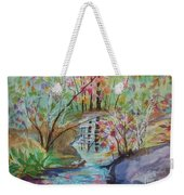Thunder Mountain Mystery Weekender Tote Bag