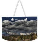 Thunder Mountains Weekender Tote Bag
