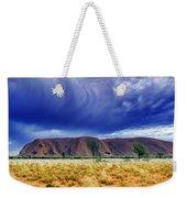 Thunder Rock Weekender Tote Bag by Holly Kempe