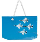 Thunderbird In Formation  Weekender Tote Bag